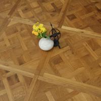 Oak Parquet Panel Flooring